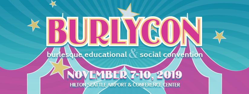 Events – BurlyCon Nov 7-10 2019